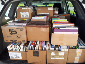 Carloads of Books