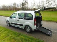 2012 Citroen Berlingo Multispace 1.6 Hdi AUTOMATIC Wheelchair Accessible Vehicle