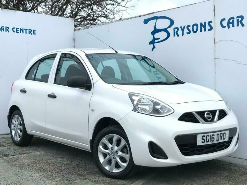 2016 16 Nissan Micra 1 2 80ps Vibe For In Ayrshire