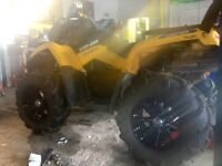 2011 can am outlander 650