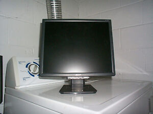 3 flat screen Monitors  all in great working condition
