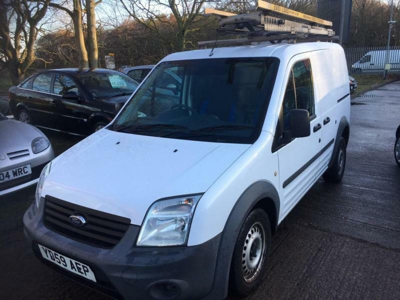 2009 Ford Transit Connect T220 Lr 102k Miles 1.8