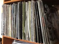 ~300 vinyl records all genres dnb house tech hip hop and others