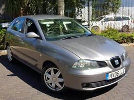 Seat Ibiza 1.4 16v 2006MY Sport GREAT LOW MILEAGE EXAMPLE!