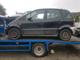 Mercedes a class 2004 breaking for parts all parts