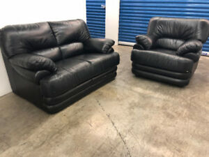 Love Seat and Chair SET -  Delivery