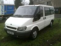 Ford Transit 2.0TDI260 SWB Tourneo 9 seat
