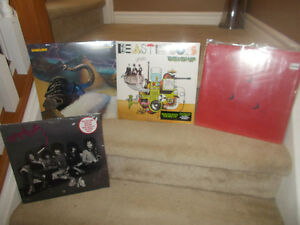 VinylRecords NEW YORK DOLLS- RUSH Org.-BEASTIE BOYS-PARLIAMENT