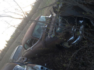 Wanted : 1954 Chevrolet parts car