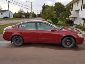 2003 Nissan Altima S for Sale: Runs Great