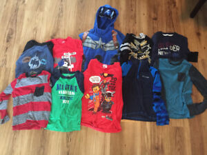 Boys assorted long sleeve shirts