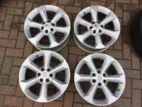 Nissan Navara Alloy Wheels