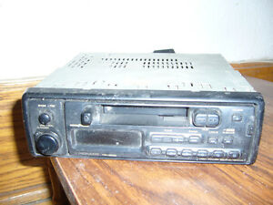 Pioneer Car Radio with Cassette Player