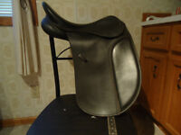 HDR Synthetic Dressage Saddle For Sale