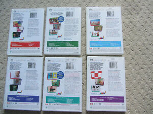 Set of Six Baby Einstein DVDs London Ontario image 3