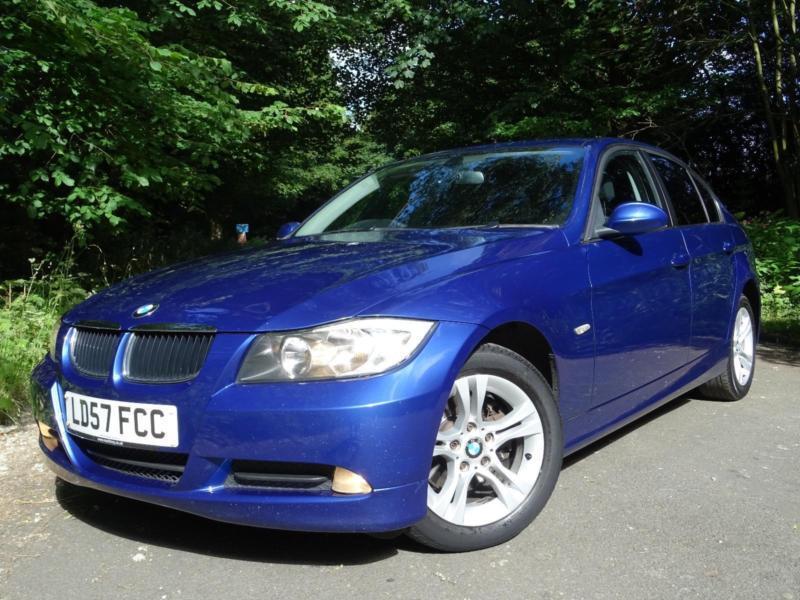 2007 57 BMW 318 2.0TD d SE (143 bhp) 4 Door Saloon..DRIVES SUPERB !!