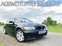 2005 BMW 120 2.0 AUTO 2.0 PETROL ONE SERIES AUTOMATIC NOT 116 118