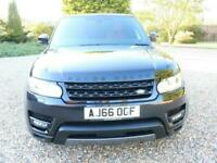 2017 Land Rover Range Rover Sport SDV6 HSE DYNAMIC Auto Estate Diesel Automatic