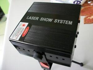 laser pour party