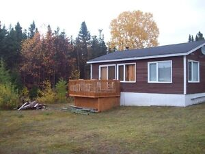 CABIN   going at a Bargin !  ( moving out of Province)