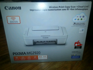 Brand New Canon Wireless Printer