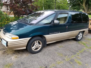 1996 PONTIAC TRANSPORT