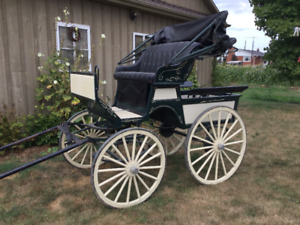 horse carriage express buggy