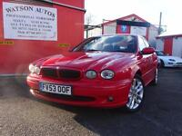 2003 Jaguar X-TYPE 2.5 V6 Sport Manual - LOTS OF SERVICE HISTORY - JAN 2018 MOT