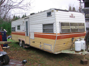used campers and utilaty trailers and parts in Bancroft