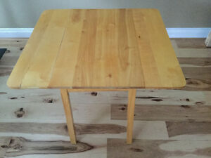 Drop leaf table Kitchener / Waterloo Kitchener Area image 1