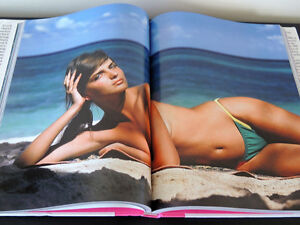 Sports illustrated, swim suit editions coffee table book London Ontario image 8