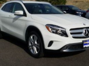 Lease takeover - MB GLA250 6 months left!