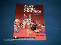 FAST FOOD FIGURES-ELIZABETH BEECH-SCHIFFER-COLLECTIBLES-1998