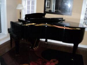KAWAI RX2 GRAND PIANO 5'10''