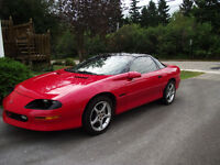 1996 Chevrolet Camaro z-28 Coupe (2 door)