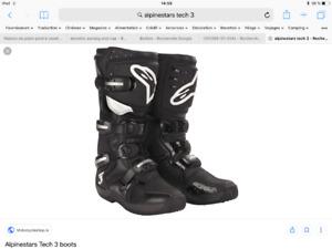 Bottes (boots) Alpinestars Tech 3