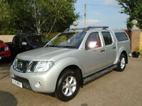 2013 13 Reg Nissan Navara 2.5dCi ( EU V ) Connect Premium AUTO Tekna (NO VAT)