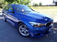 2016 BMW 3 Series 335d xDrive M Sport 5dr Step Auto [Business Media] Full BMW...