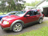 2005 Ford FreeStyle SEL Familiale