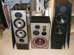 Sound Dynamics Concert Monitors, Acoustic Profile