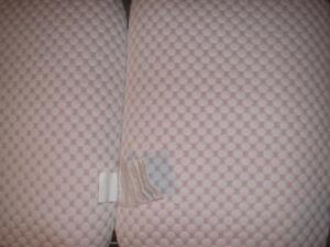 Memory foam pillow got  as a gift do not want them $25.00