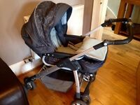Silvercross Linear Freeway Pushchair