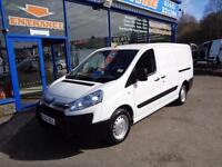 2013 CITROEN DISPATCH 1200 L2H1 HDI LWB - FSH - 1 OWNER VAN LWB DIESEL