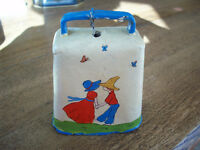 Old Painted Cow Bell