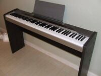Casio Priva PX-110 (with piano stool)