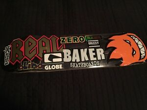 Sticker bombed skate board