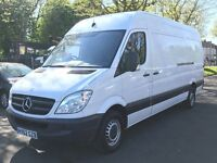Mercedes Sprinter 313 CDI LWB (white) 2012