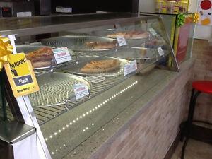 Excellent Pizza Display Case