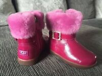toddler Ugg boots geniune