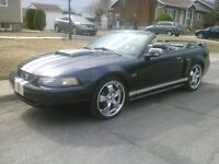 2001 Ford Mustang GT Cabriolet